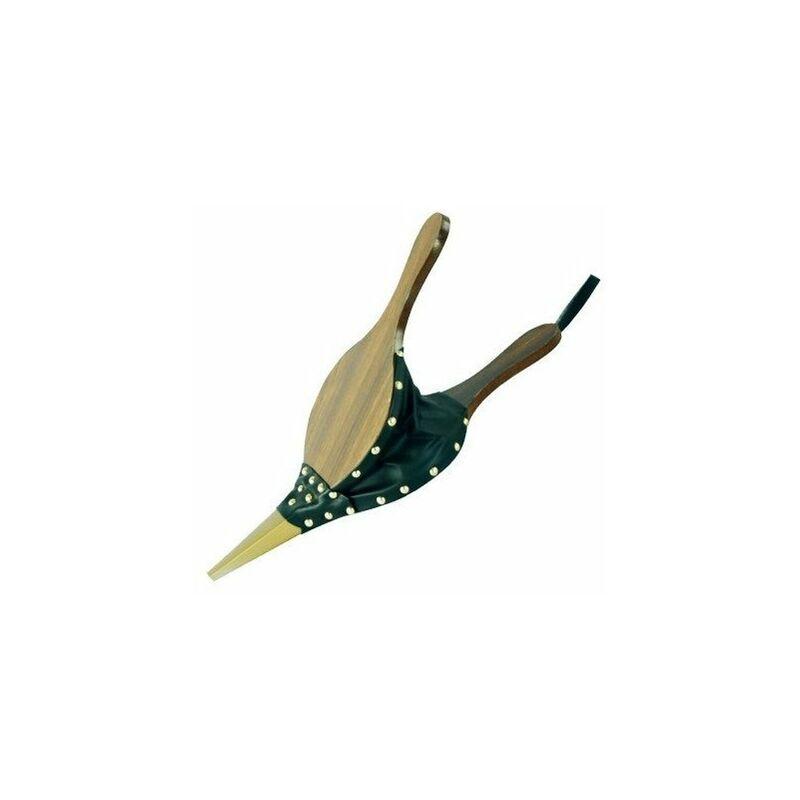 PVM Soufflet bois classique PVM - Longueur 41 cm - Diamètre 17,5 cm