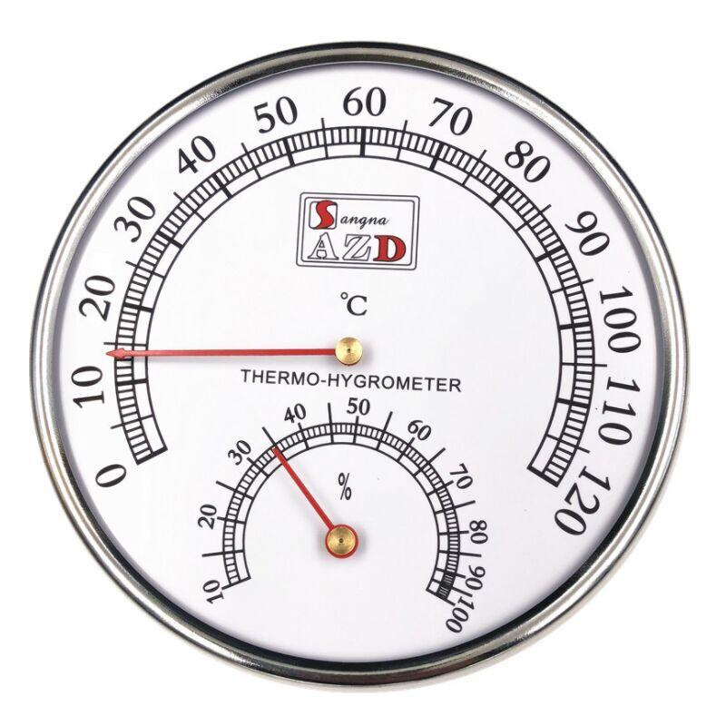 Ilovemono - Thermomètre et hygromètre de sauna, température et humidité