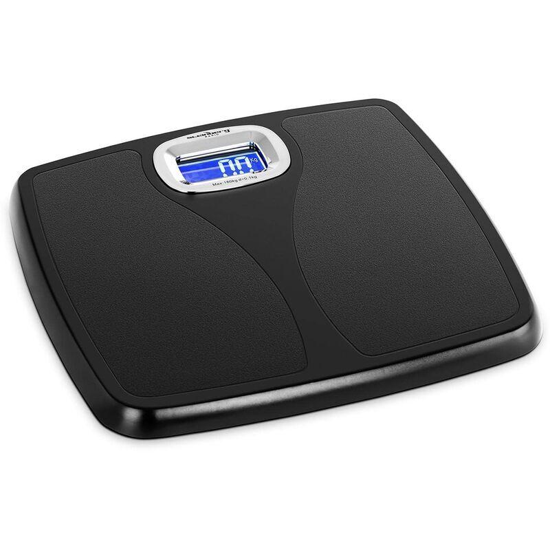 STEINBERG Pèse Personne Écran LCD Électronique Numérique Balance Poids Corporel