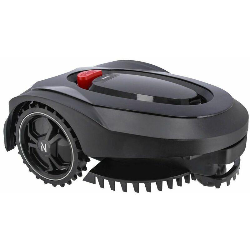 NOVARDEN Robot tondeuse NOVARDEN NRL630 pour les jardins jusqu'à 600m² - Noir
