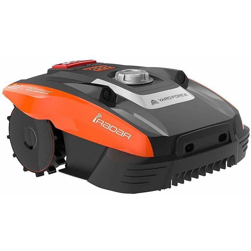 Yard Force - Robot tondeuse YARDFORCE Compact 400Ri - Orange