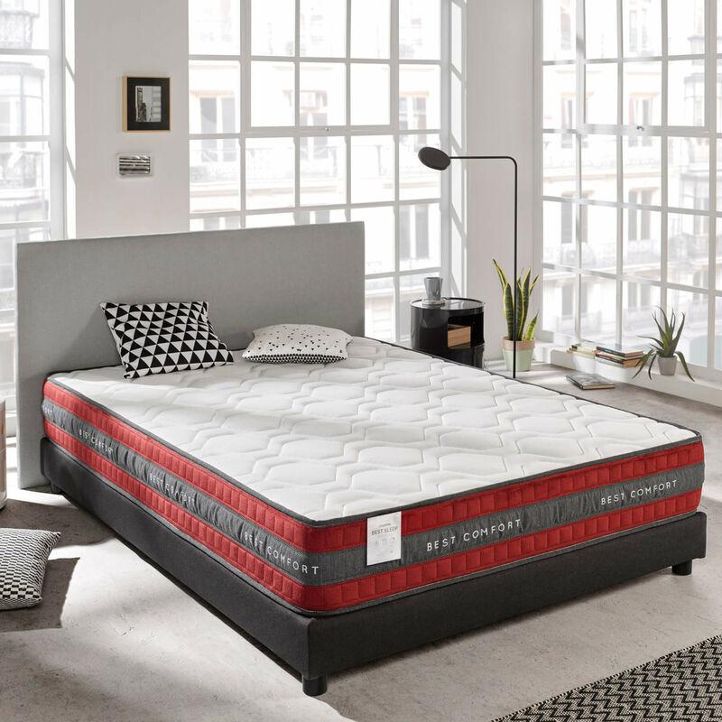 DREAMING KAMAHAUS Matelas Best Sleep   ViscoAir Pro   Tr - DREAMING KAMAHAUS
