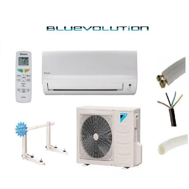 DAIKIN Pret A Poser Climatisation Daikin 2500W Reversible Ftxb Rxb25C + Kit De