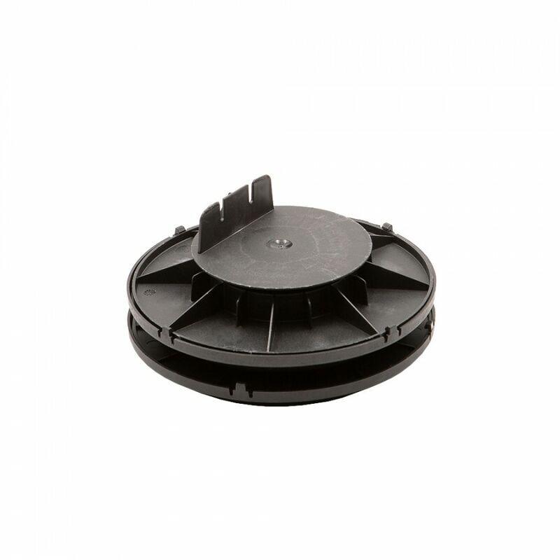 RINNO PLOTS Plot autonivelant pour terrasse bois ou composite 50/65 mm - Rinno Plots