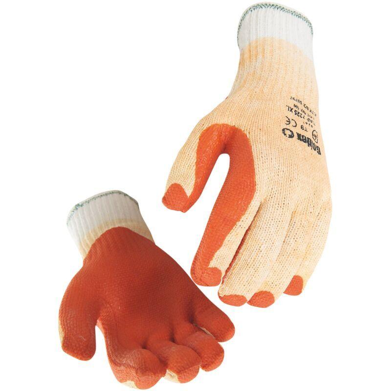 SINGER FRERES SINGER - Paire de gants latex laminé - Support acrylique/polyester sans