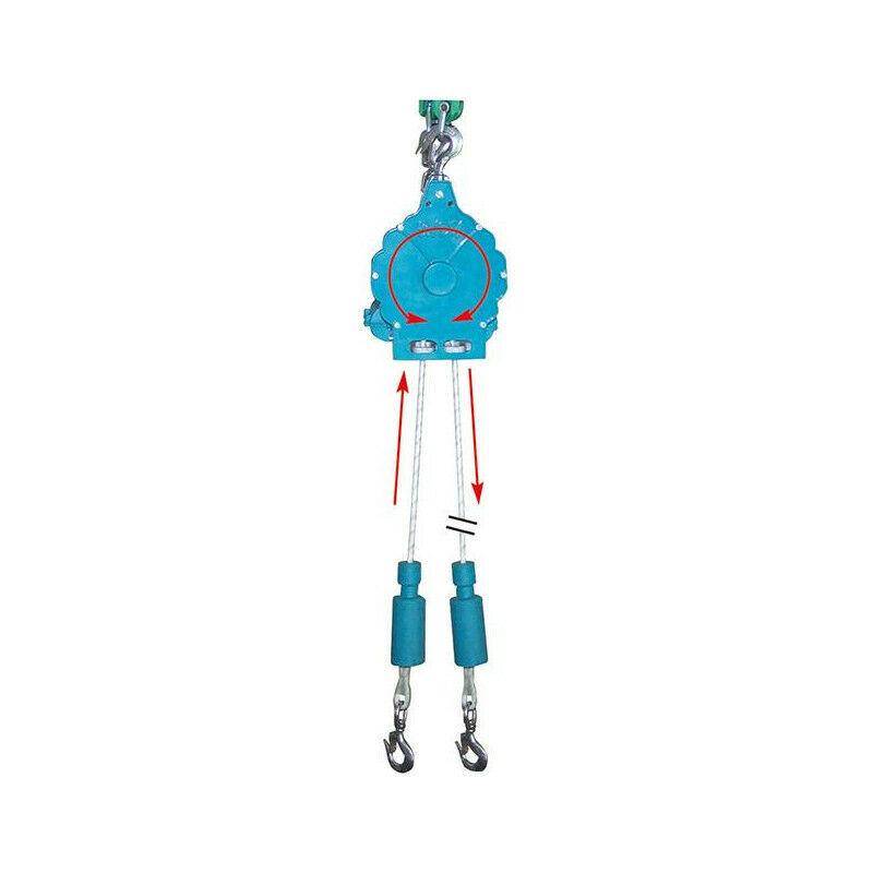 FP Treuil de levage capacité 90kg 230 V - Cable 50 m 8 mm