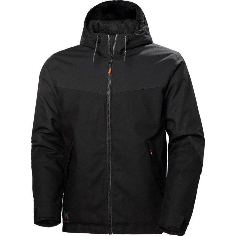 FP - Veste d'hiver Oxford Taille 2XL noir