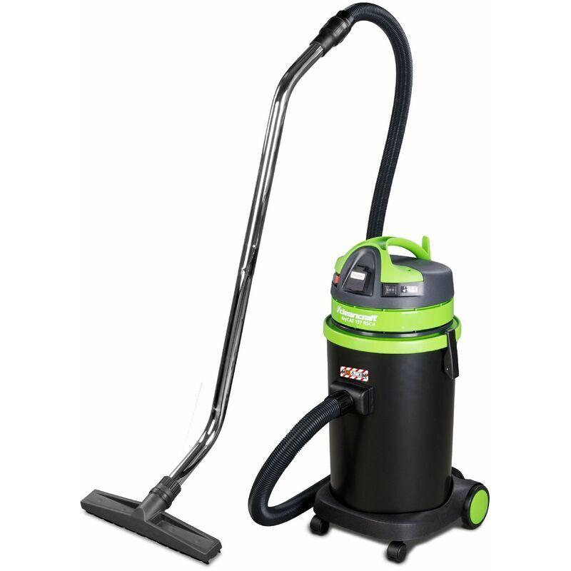 CLEANCRAFT Aspirateur sans sac industriel, 37L filtre classe M Cleancraft DRYCAT