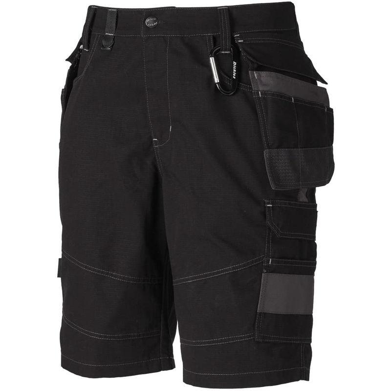 Dickies Workwear - Short Eisenhower Premium Noir- DICKIES - EH34001   38