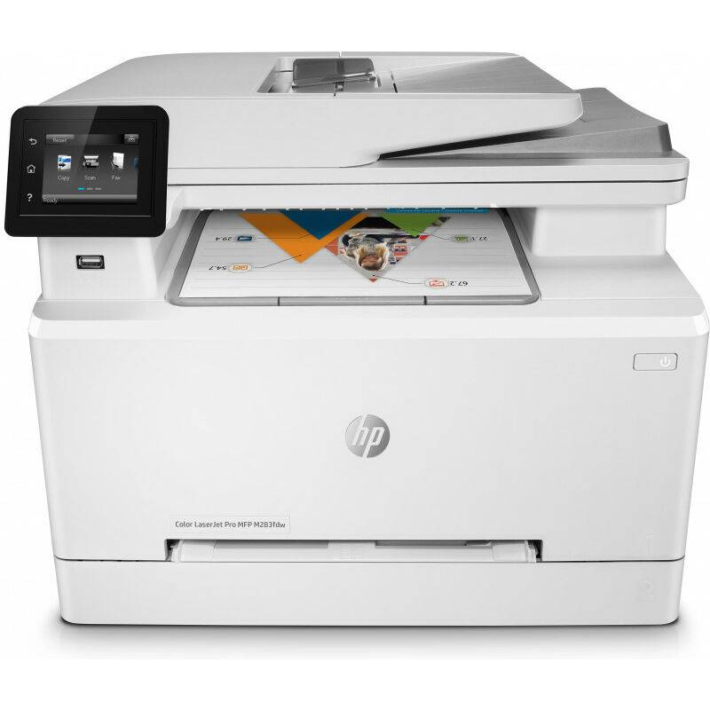 HEWLETT PACKARD HP Color LaserJet Pro M283fdw - Laser - Impression couleur - 600 x 600