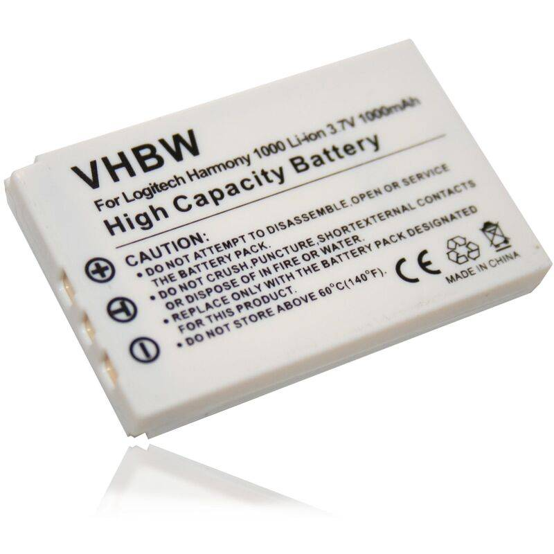 VHBW Batterie LI-ION pour LOGITECH Squeezebox Duet