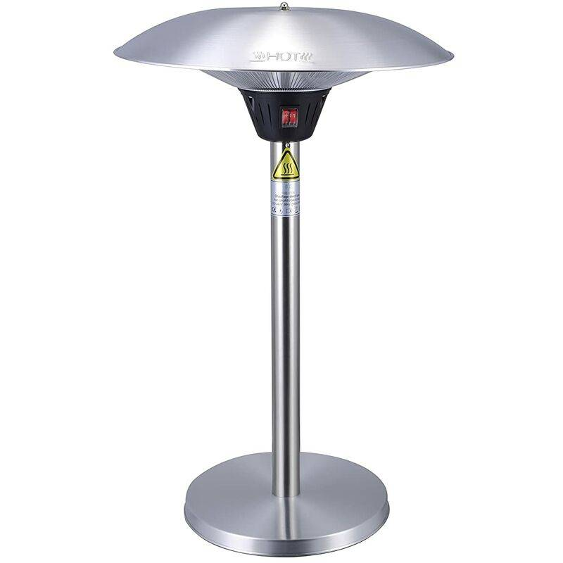 GREADEN - Chauffage de Table Infrarouge MERCURY – Parasol Chauffant
