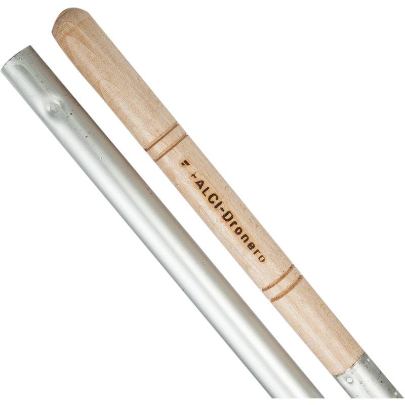 FALCI TOOLS Manche en aluminium pour pelle ou raclette à braises   200