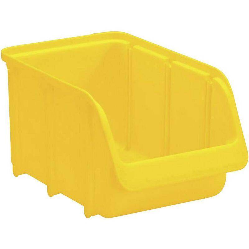 Hünersdorff - Boîte de rangement Alutec taille 3 jaune D615581