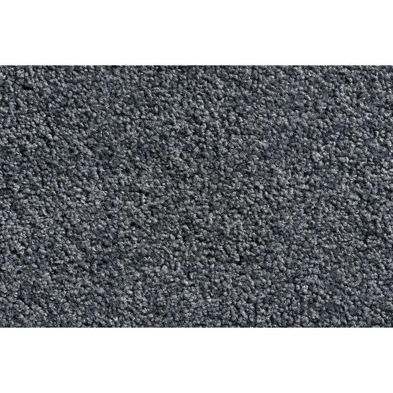 SENCYS Paillasson Twister gris 60x90cm - Absorbant - Pour l'intérieur - Sencys