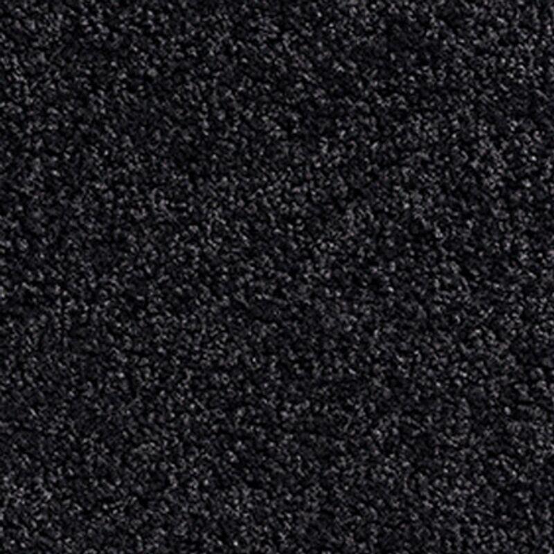 SENCYS Paillasson HaMat 'Twister' Noir 40 cm x 60 cm