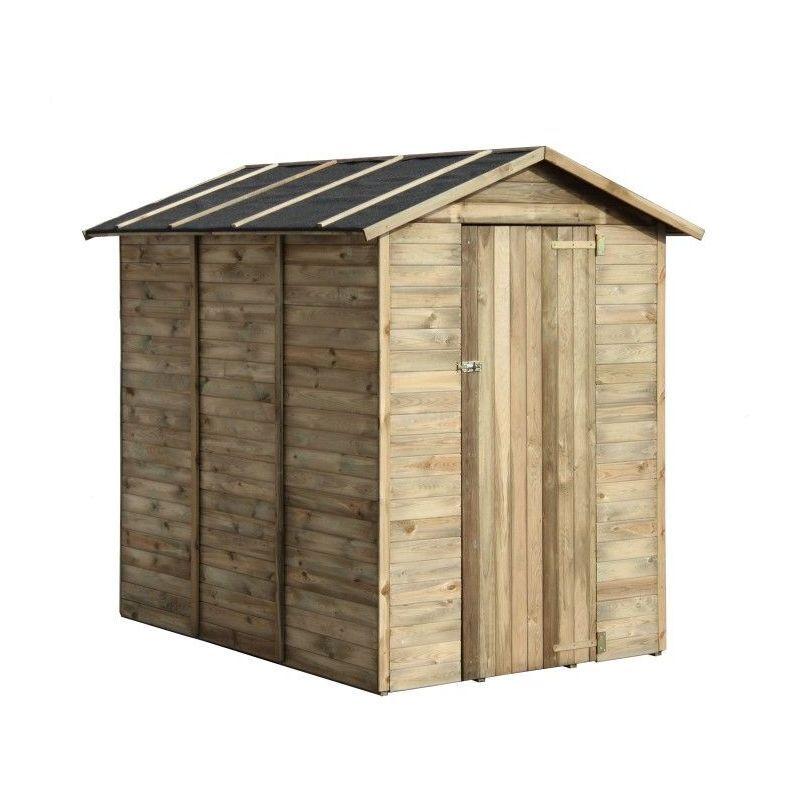 Cémonjardin - Abri de rangement en bois Anaïs 2.82 m²