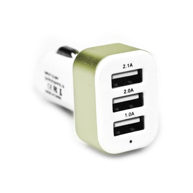 HAPPYSHOPPING Chargeur de voiture Chargeur de voiture universel multifonction 12V a