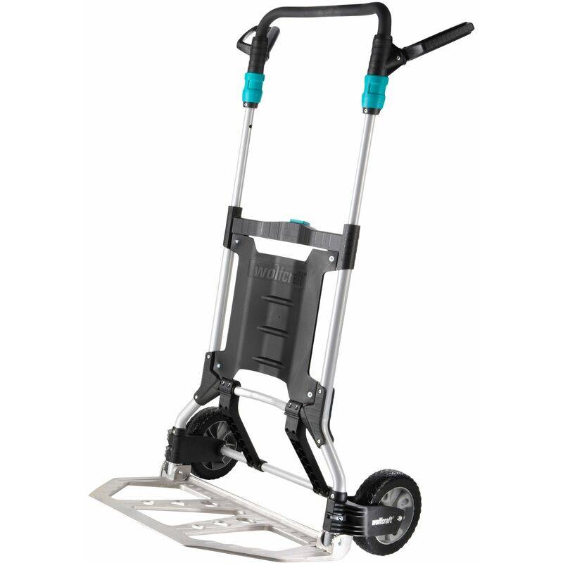 WOLFCRAFT Diable Pliant Charge Max 200 kg - TS 1500 5525000 - Wolfcraft