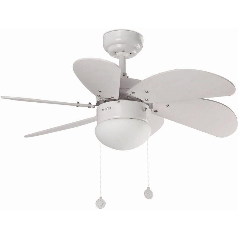 Faro - Ventilateur de plafond avec lumière Palao réf. 33180