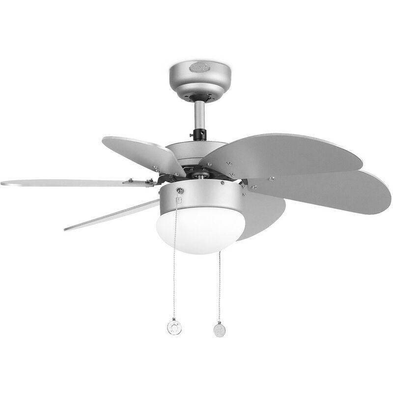 Faro - Ventilateur de plafond avec lumière Palao réf. 33186