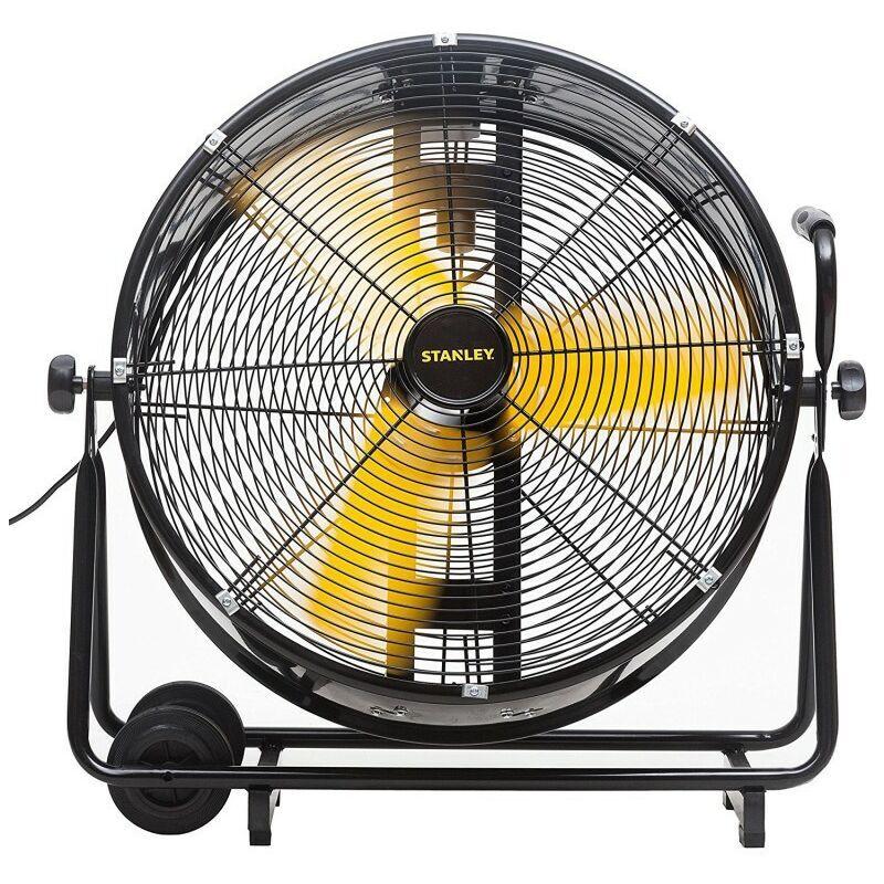 STANLEY Ventilateur STANLEY 200W PRO Oscillant Inclinable 2 vitesses Haute