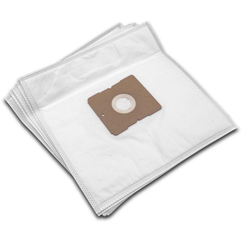 vhbw 5 sacs micro fibres non tissées pour aspirateur Dirt Devil