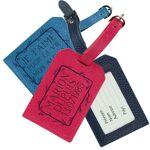 Amikado Porte-étiquette de bagage cadre fleuri personnalisé Vous souhaitez... par LeGuide.com Publicité