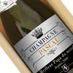 Amikado Bouteille de champagne personnalisée Royale Votre propre bouteille... par LeGuide.com Publicité
