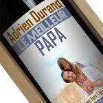 Amikado Bouteille de vin personnalisée Papa photo Personnalisez votre... par LeGuide.com Publicité