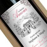 Amikado Bouteille de vin personnalisée Bastide Amour Votre bouteille... par LeGuide.com Publicité