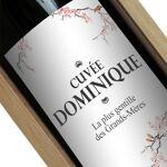 Amikado Bouteille de vin personnalisée Cerisier Votre bouteille de vin... par LeGuide.com Publicité