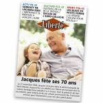 Amikado Fausse Une de journal d'actualité Personnalisez à votre... par LeGuide.com Publicité