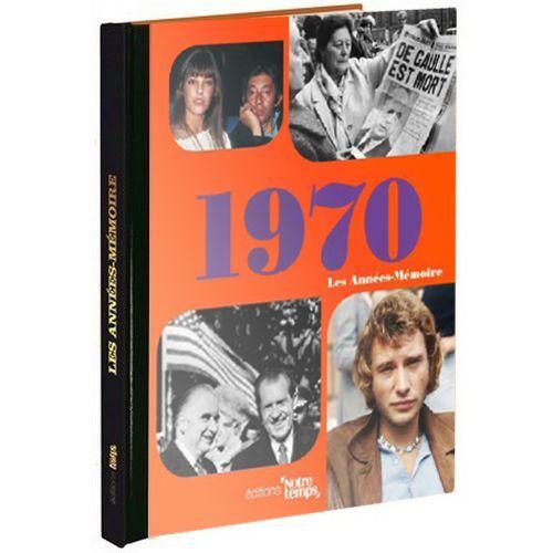 Amikado Livre mémoire de l'année 1970