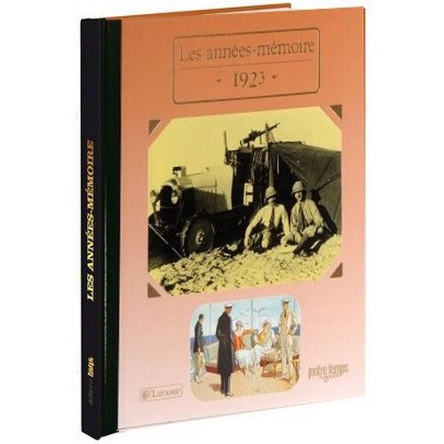 Amikado Livre mémoire de l'année 1923