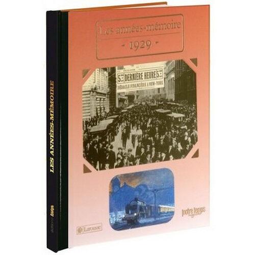 Amikado Livre mémoire de l'année 1929