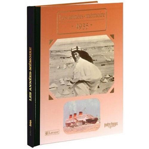 Amikado Livre mémoire de l'année 1935