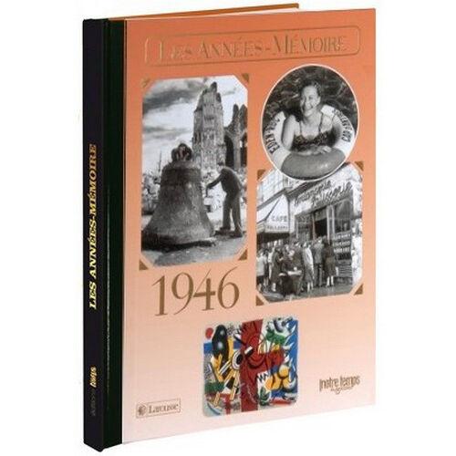 Amikado Livre mémoire de l'année 1946