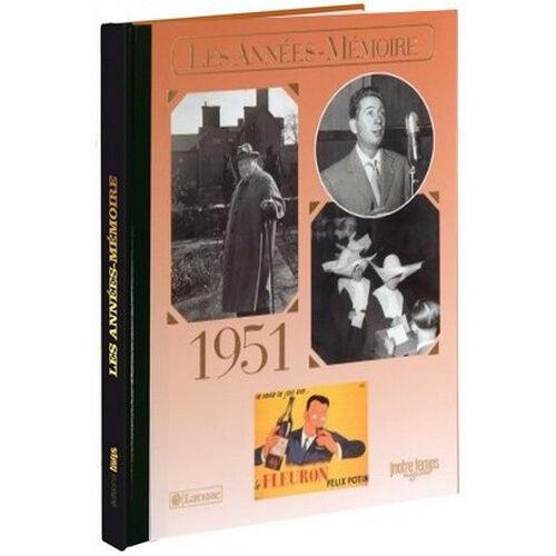 Amikado Livre mémoire de l'année 1951