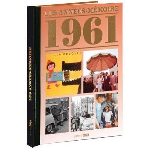Amikado Livre mémoire de l'année 1961