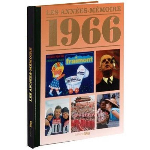 Amikado Livre mémoire de l'année 1966