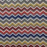 homemaison  HomeMaison Tissu non feu M1 imprimé zig zag Imposant et coloré,... par LeGuide.com Publicité