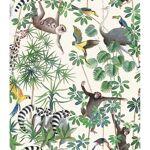 homemaison  HomeMaison Tissu imprimé jungle et animaux Tendance et fantaisie,... par LeGuide.com Publicité