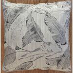 homemaison  HomeMaison Housse de coussin jacquard motif végétal 45x45 cm... par LeGuide.com Publicité
