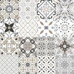 homemaison  HomeMaison Sous Nappe Imprimée patchwork géométrique Sous nappeavec... par LeGuide.com Publicité