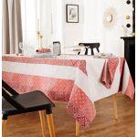 homemaison  HomeMaison Nappe Rectangulaire Enduite Mosaïque Elégante, cettenappe... par LeGuide.com Publicité