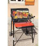 Somagic Raymond HomeMaison Barbecue à charbon et à cuisson verticale avec... par LeGuide.com Publicité