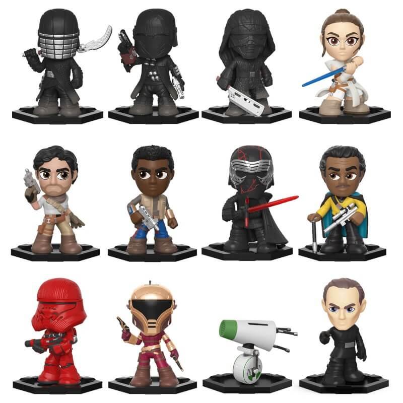 Figurine Funko Mystery Minis Star Wars: L'ascension De Skywalker