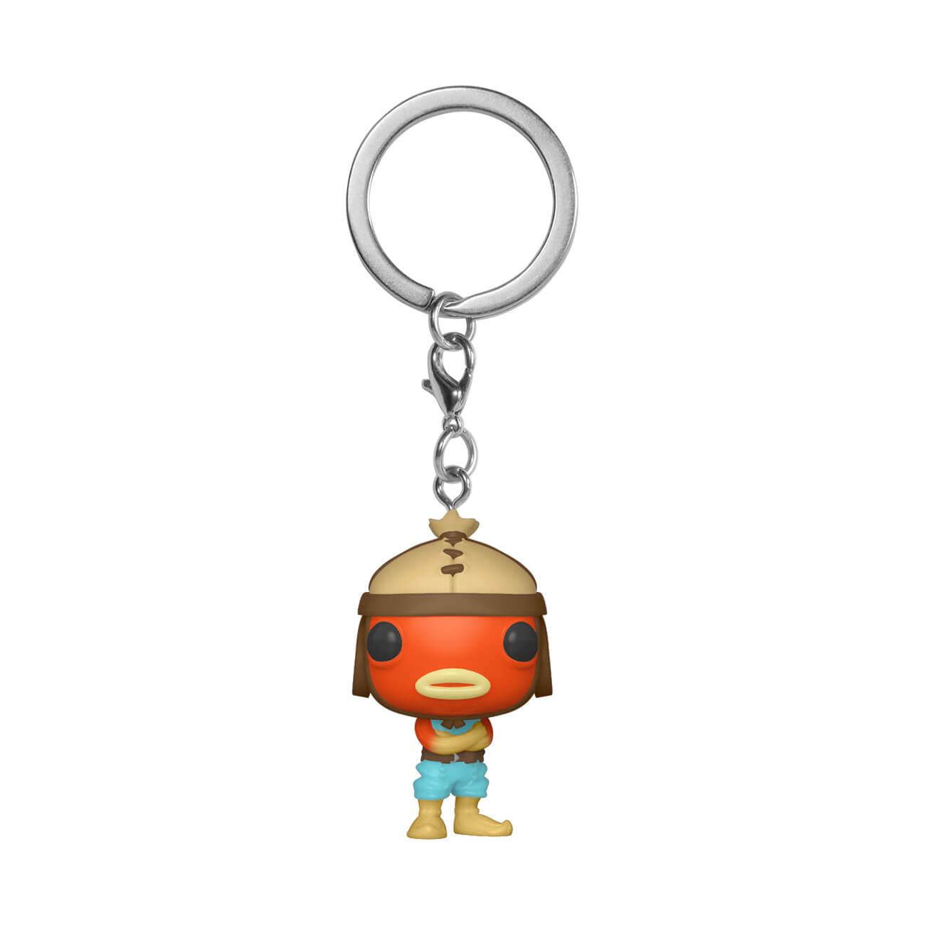 Porte-Clé Pocket Pop! Fishstick - Fortnite