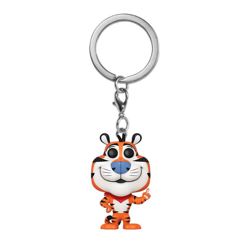 Pop! Keychain Porte-clé Pop! Tony Le Tigre - Ad Icons